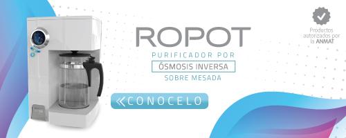 PSA ROPOT - Osmosis Inversa - Sobre Mesada