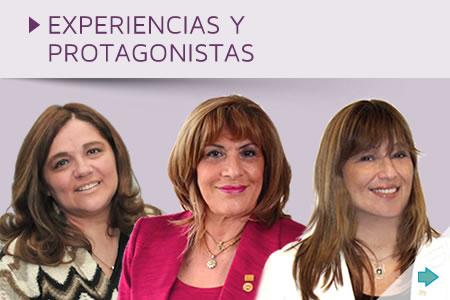 Banner de experiencias y protagonistas PSA